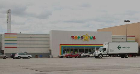 The Cottman & Castor Shopping Center